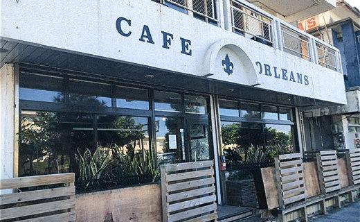 Cafe Orleans(カフェ オリンズ)